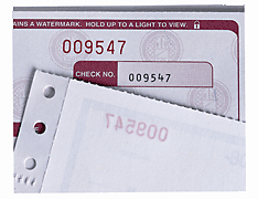 Printed Business Checks