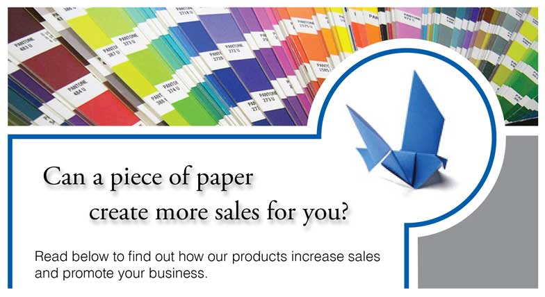 Printing and Promotional Items