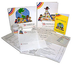 Color Brochure Printing