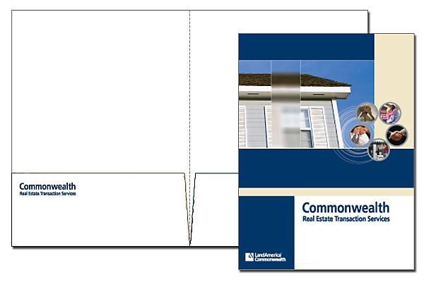 Custom Presentation Folders