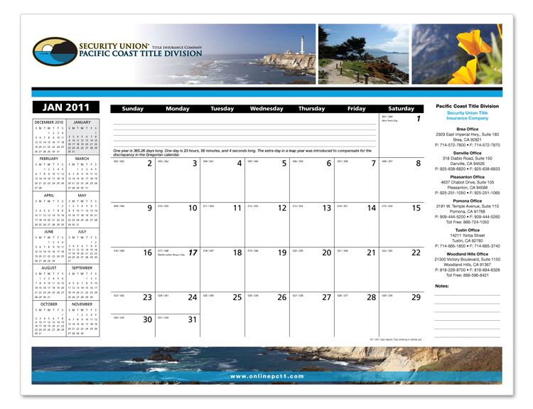 Desk Pad Calendars: Promotional Gifts That Keep Giving Back