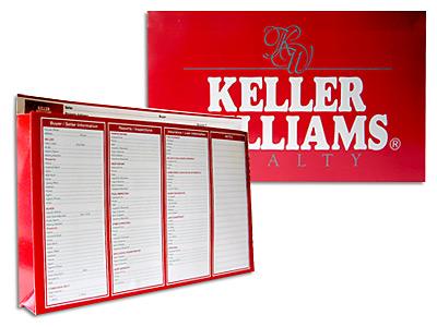 Real Estate Document Folders