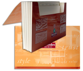 Real Estate Document Folders