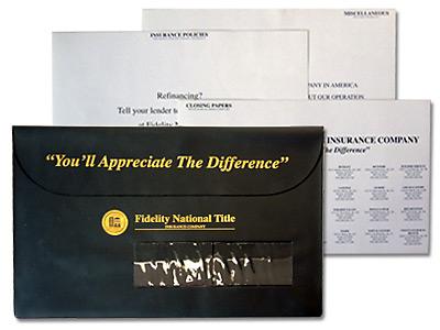Plastic envelope   Vinyl envelope