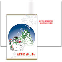 Business holiday cards reheart Image collections