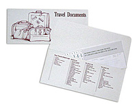The Stock Travel Document Holder from Dataguide