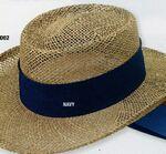 straw hat promo item