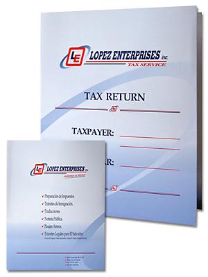 Tax Folders