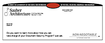 custom business checks