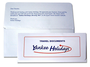 travel document folder