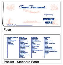 travel document organizer