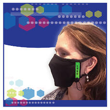 Face Mask Face Covering_Female Side Bar