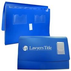 Plastic Accordion Folder