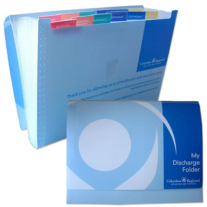 Plastic Accordion Folders